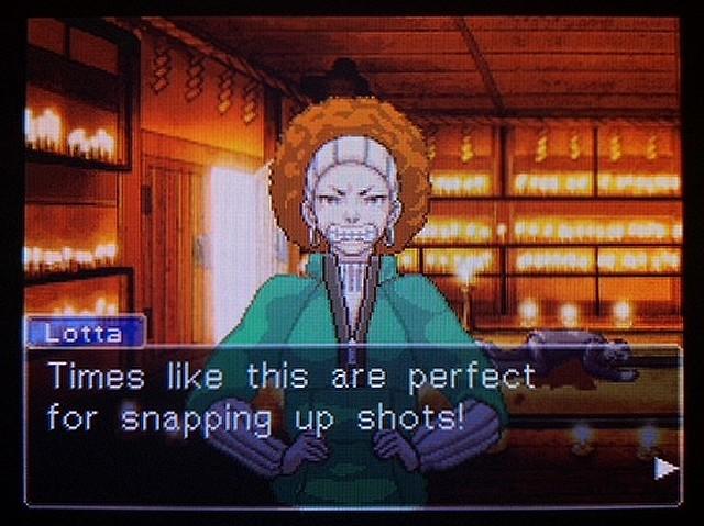 逆転裁判2 北米英語版 Two Gunshots29