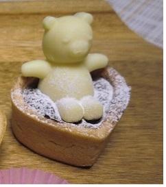 お風呂クマ
