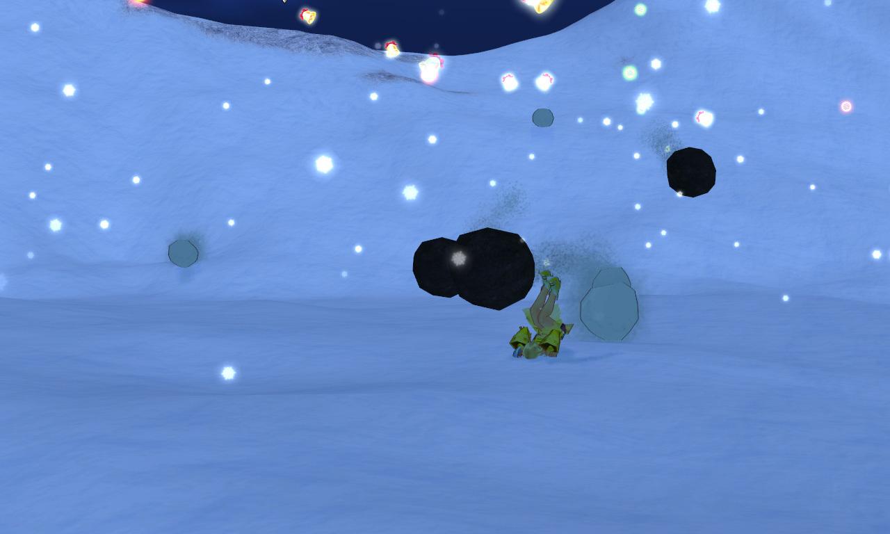 雪玉イベント4
