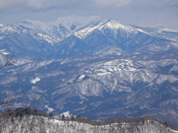 上州武尊岳