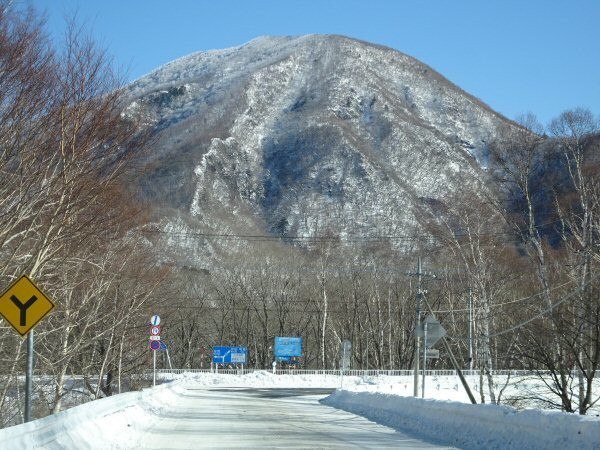 黒檜山の霧氷は