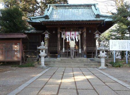新田神社s