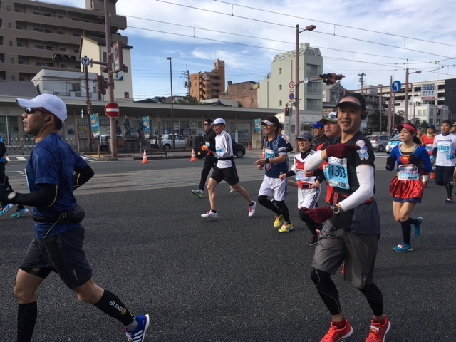 龍馬マラソン3