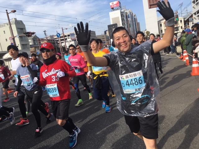龍馬マラソン6