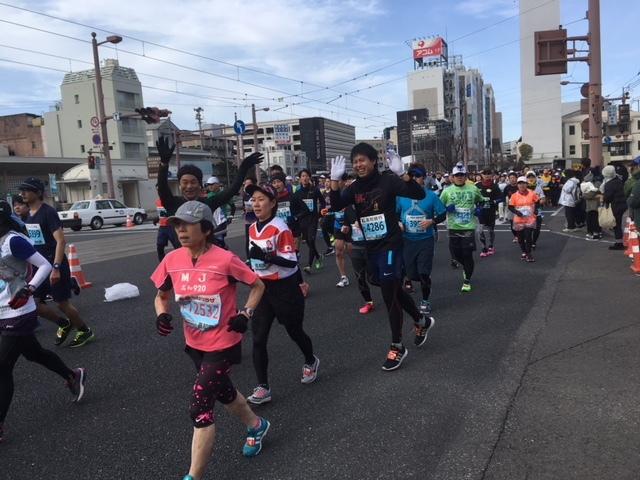 龍馬マラソン7