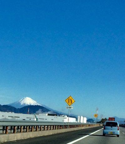 焼津の富士山