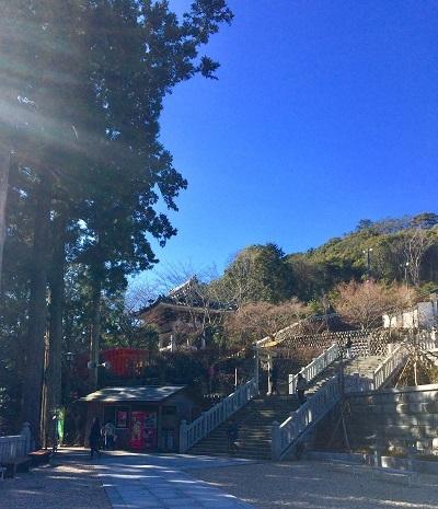 法多山のてら (2)