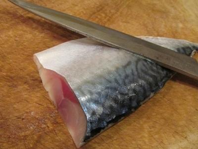 豚締めサバ1