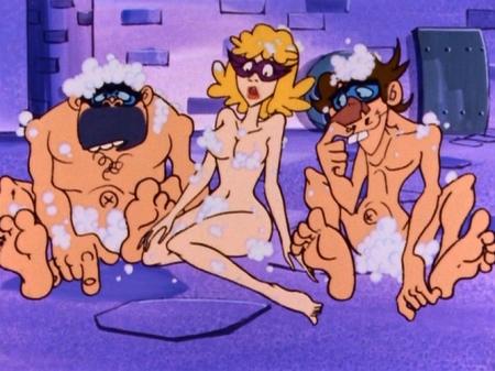 ヤッターマン1977 ドロンジョ様の全裸ヌード63