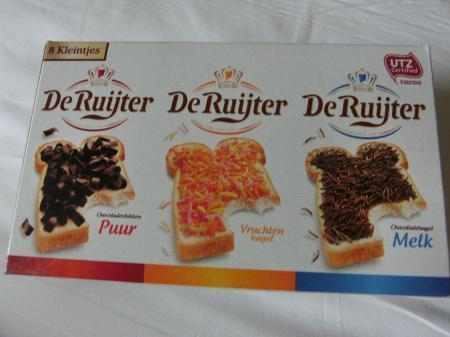 オランダ スーパーのお土産たち5