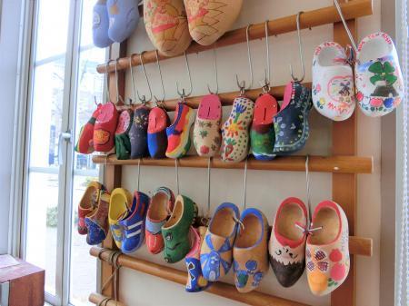 ハウステンボス 木靴絵付け体験1