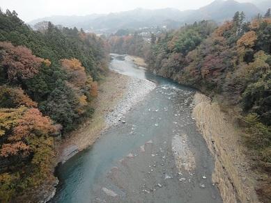 冬の多摩川1