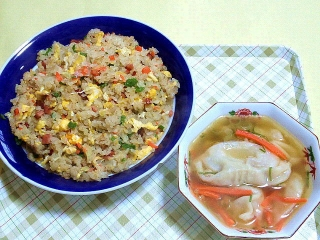 CAI_180122_5049 焼き豚炒飯・スープ餃子_VGA