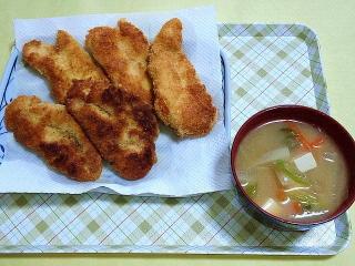 CAI_180215_5071 鶏ささみの焼き揚げ・味噌汁_VGA