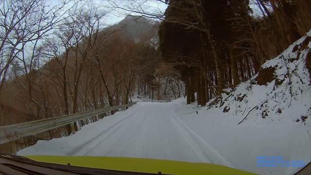 雪の英彦山-4