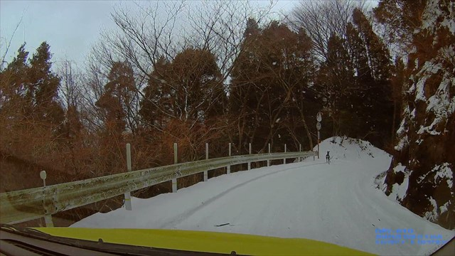 雪の英彦山-7