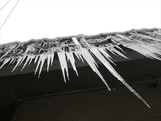雪の英彦山ドライブ-2