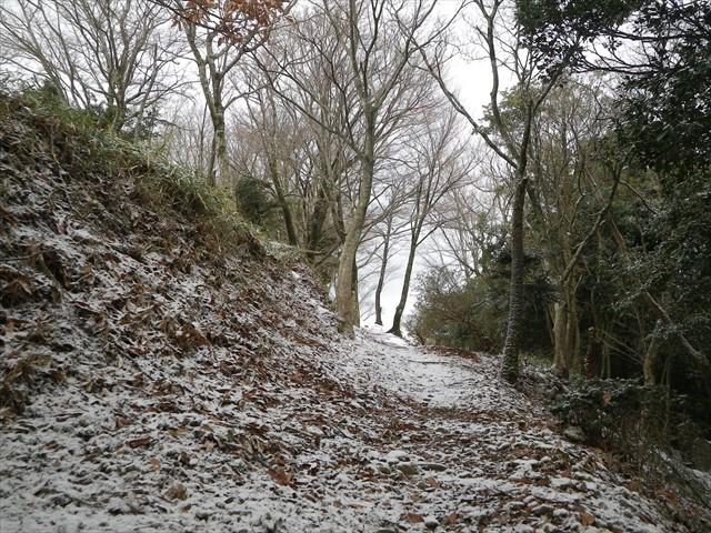 雪の英彦山-1