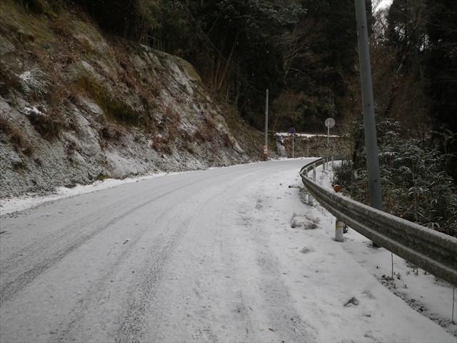 雪の英彦山-2