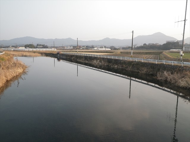 箕田の川-4