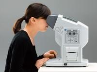 自動視力計2