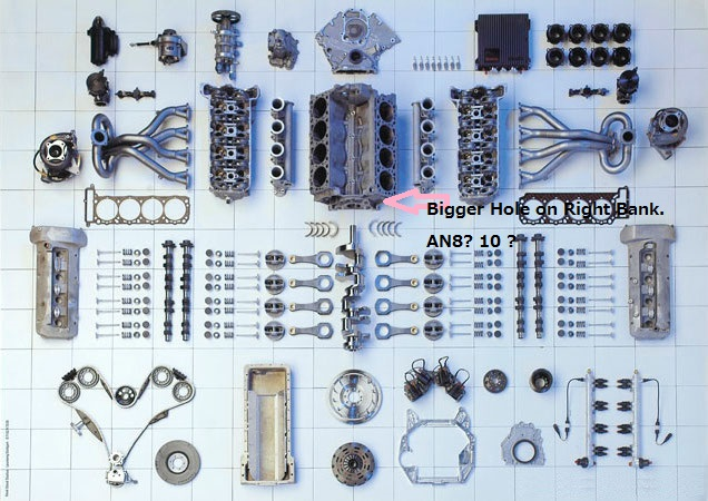 ザウバーエンジン分解図4bfe3699721