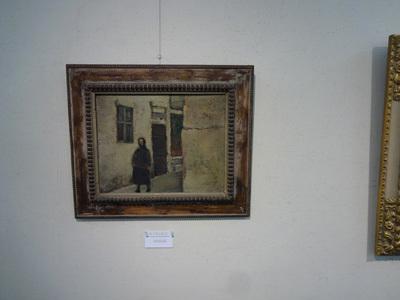 父の絵 展覧会