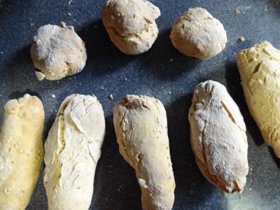 モモのクッキー