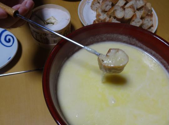 チーズフォンデュ2018-2-11