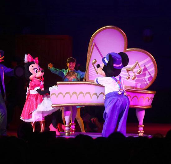 ミニーちゃんとピアノのセットはすぎょい2