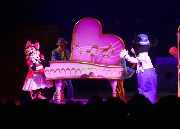 ミニーちゃんとピアノのセットはすぎょい4
