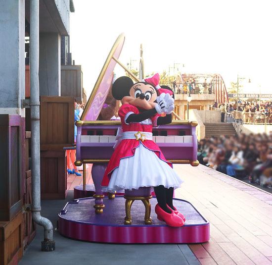 ミニーちゃんとピアノのセットはすぎょい5