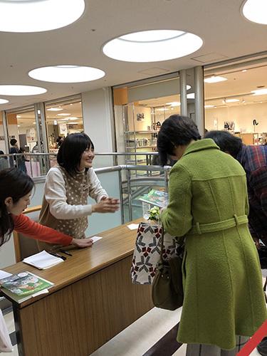 IMG_9147松山三越サイン会