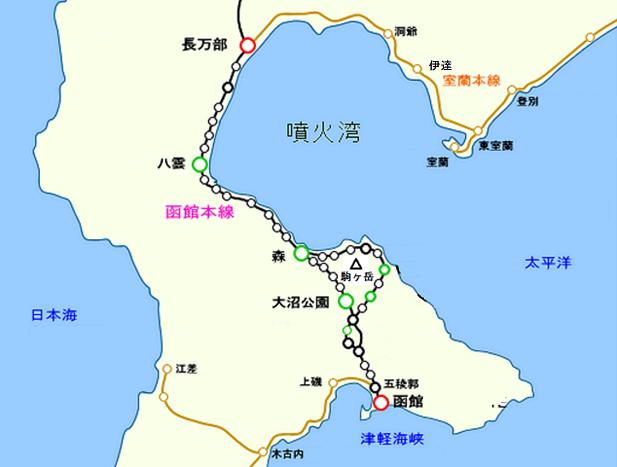 鉄道路線3