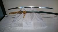江戸時代の刀と鞘