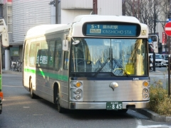 "夢の下町""S-1""専用・K-L656号車"