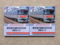 総合車両製作所限定・東急3000系