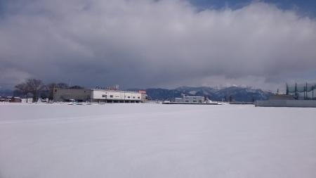 雪のWAVE40