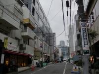 九月堂@渋谷・20171205・路地