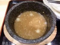 風雲丸@菊川・20171214・スープ割り