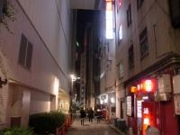 はやし田@新宿三丁目・20171226・裏路地
