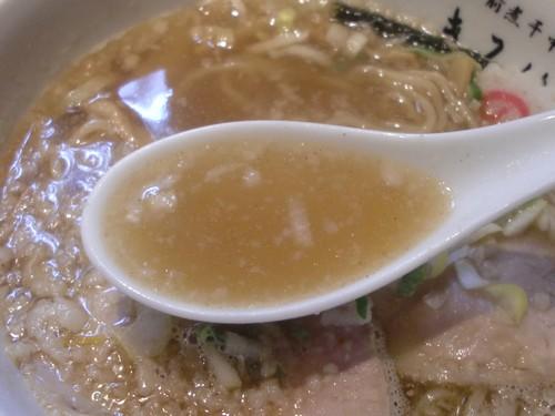 きみはん@五反田・20171229・スープ