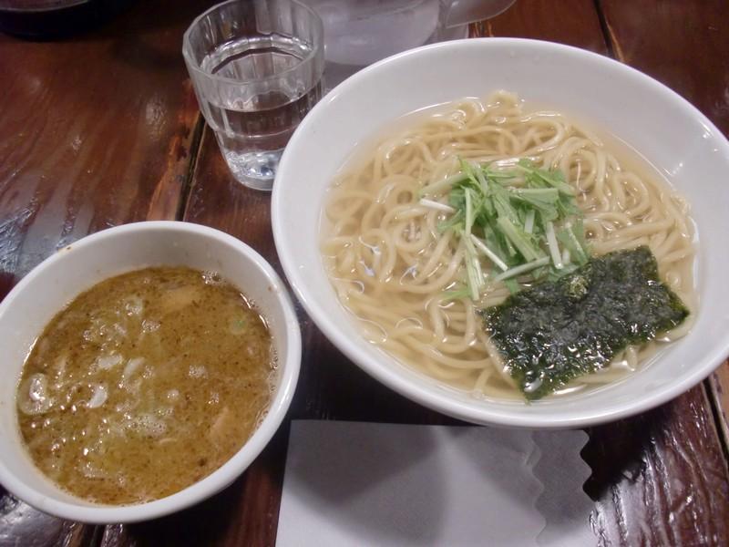 結心@自由が丘・20180108・つけ麺