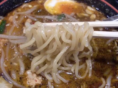 梟@五反田・20180114・麺