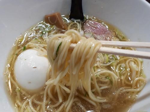 壱富士@目黒・20180116・麺
