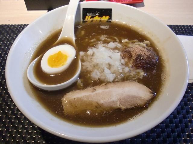 ツカサ@六本木・20180214・煮干し醤油