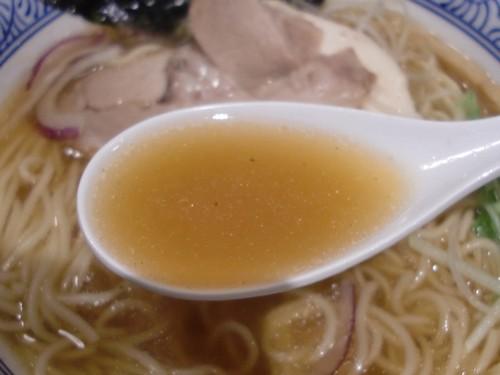 金座@人形町・20180218・スープ