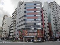 金座@人形町・20180218・交差点