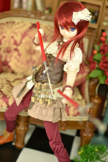 十文字槍ペーパーナイフ-3