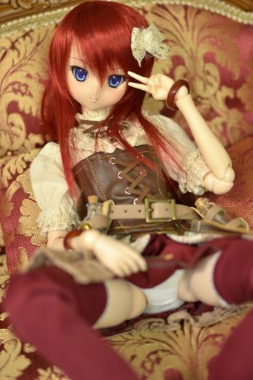 十文字槍ペーパーナイフ-7